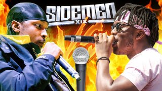 THE RAP BATTLES ARE BACK with JME (Sidemen Gaming)