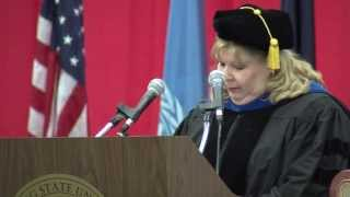 SP 2013 Graduation Ceremony - Outstanding Senior Speeches