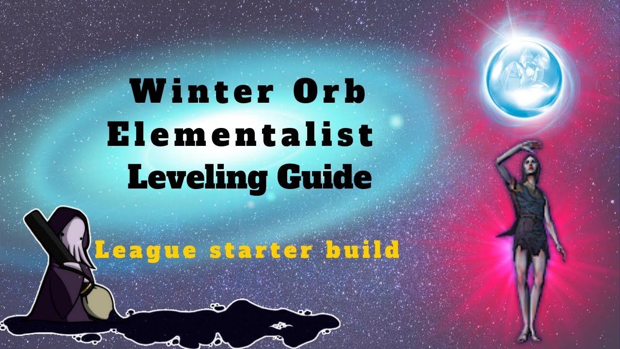 path of exile 3 6 winter orb elementalist leveling guide. Black Bedroom Furniture Sets. Home Design Ideas