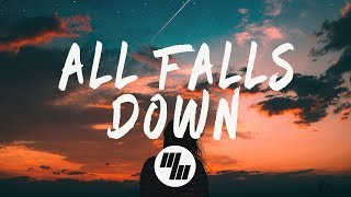 Alan Walker - All Falls Down (Lyrics / Lyric Video) feat. Noah Cyrus & Digital Farm Animals