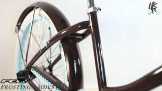 Обзор велосипеда FELT FROSTING LADIES (2012)