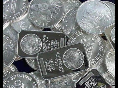 Silver Bullion Liquidation