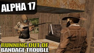 ALPHA 17 | A TALE OF TWO QUEST REWARDS | 7 Days to Die | Alpha 17 Gameplay | S17.4E10