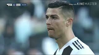 Juventus vs Sampdoria Ronaldo Second Goal for Juventus