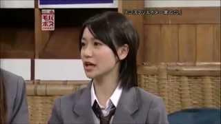2008年2月27日 大島麻衣、大島優子、小嶋陽菜.