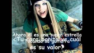 Avril Lavigne-sk8ter boy-Subtitulado al Español