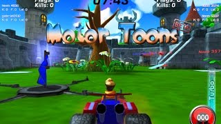 Motor Toons Game Video