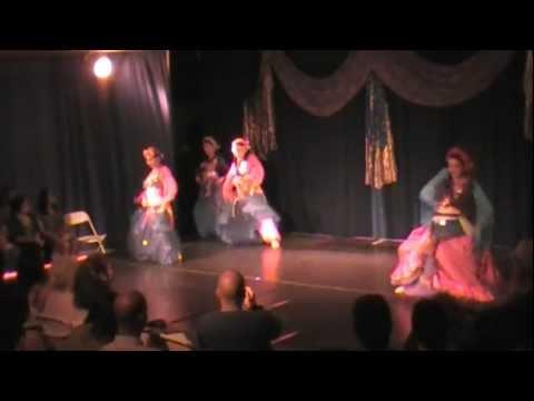 Kamala's Choreographers' Collective #9. 8/14/11
