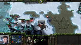 Happy (UD) vs Lawliet (NE) - WarCraft 3 - NetEase Master Cup Qualifer - WC2544