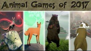 Animal Games of 2017 and Beyond