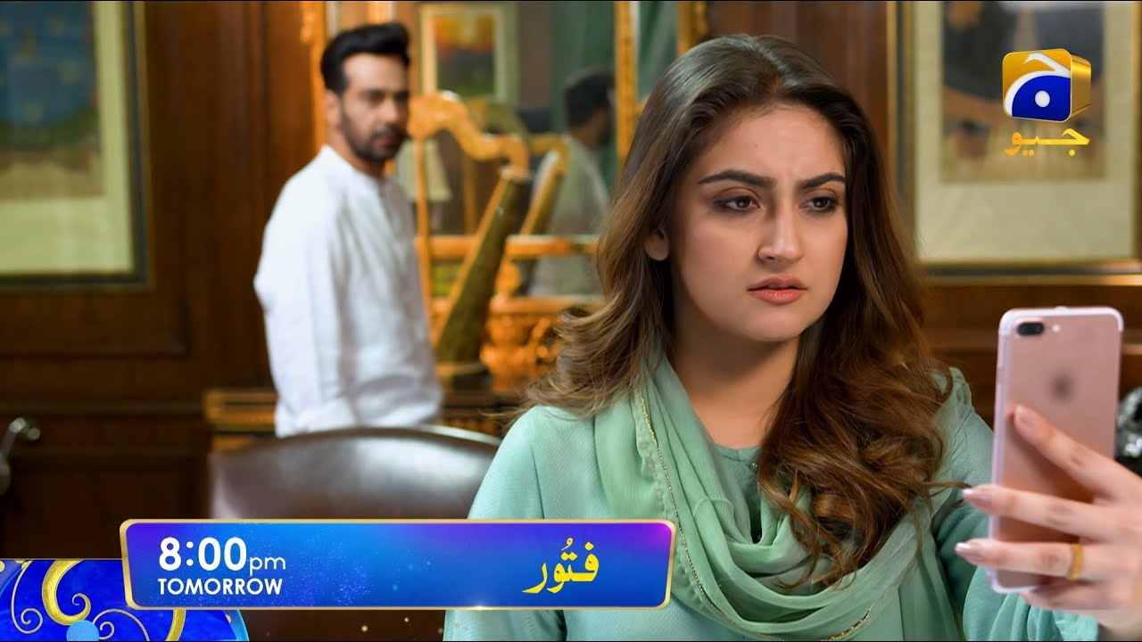 Fitoor - Episode 39 Promo - Tomorrow at 8:00 PM only on Har Pal Geo