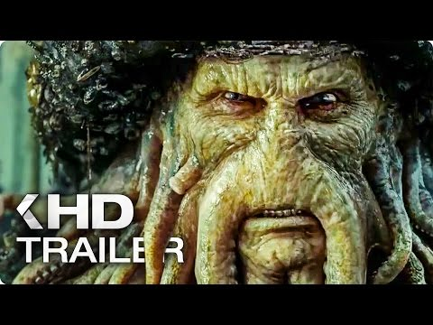 Thumbnail: PIRATES OF THE CARIBBEAN: Dead Men Tell No Tales International Trailer 2 (2017)
