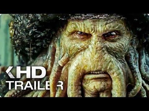 PIRATES OF THE CARIBBEAN: Dead Men Tell No Tales International Trailer 2 (2017)