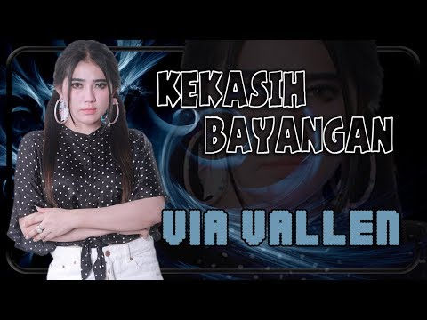 Via Vallen - Kekasih Bayangan   |   (Official Video)   #music