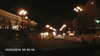 dEXP RX-15. Пример записи видео ночью