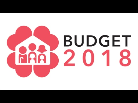 Singapore Budget 2018 - Live webcast (With Sign Language Interpretation)