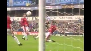 Newcastle United v Manchester United 5-0