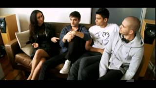 Iamtv With Uk Boy Band The Wanted