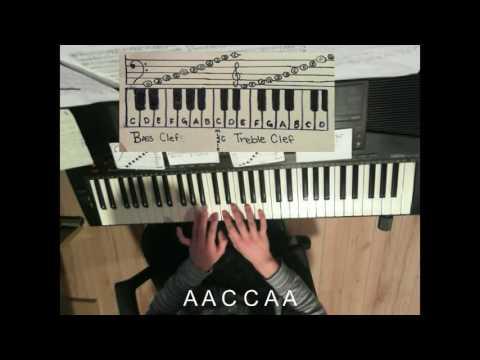 Piano Songs & Tutorials: Bara Bere by Michel Telo