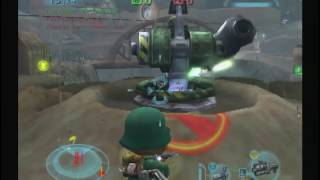 Conker: Live and Reloaded (Fortress Deux) - XLink Kai online multiplayer