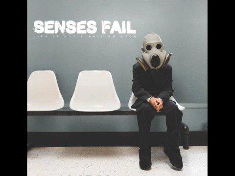 Senses Fail - Blackout [New Track 2008] (lyrics)