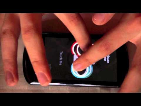 Huawei u8800 multitoch test 2
