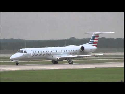 plane spotting at gerald r. ford international airport (kgrr