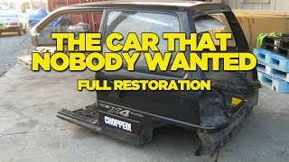 The Car That Nobody Wanted | MIRA RESTORATION FINALE