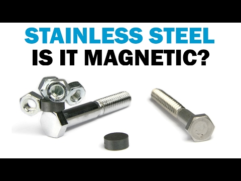Is Stainless Steel Magnetic? | Fasteners 101
