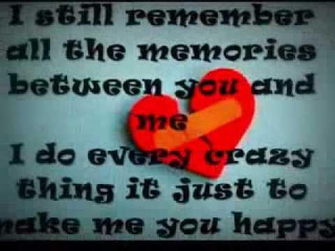 LAST CHILD   MEMORIES OF YOU LYRIC