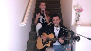 """""""Alone"""" Halsey Cover by Honey and Jude"""