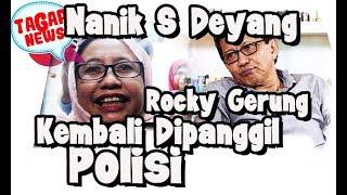 Download Video Nanik S  Deyang Dan Rocky Gerung Dipanggil Polisi, Hoax Ratna Dikuliti Polisi MP3 3GP MP4