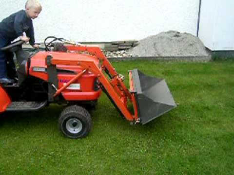 Video Clip Hay Rasentraktor Mit Frontlader Lawn Mower Front End Loader S3oyvuzstiw Xem Video