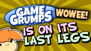 Game Grumps Is On Its Last Legs