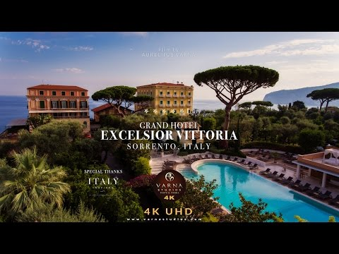 Excelsior Vittoria Sorrento, Italy 4K UHD Film