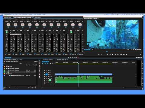 Using RX Loudness Control in Adobe Premiere Pro CC
