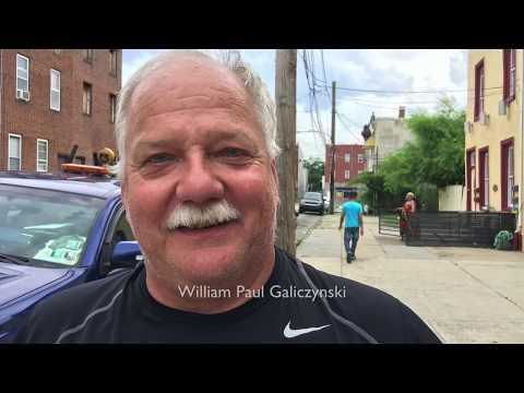 W Paul Galiczynski, Urban Artist / Working Class Hero