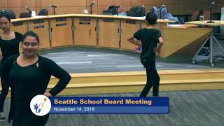 School Board Meeting Nov 14, 2018 Part 2a