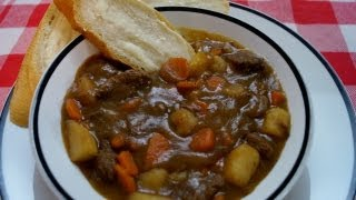Beef Stew Recipe: How To Make Beef Stew: Mom's Best Recipe: Diane Kometa-dishin' With Di Video #17