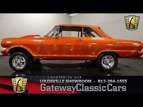 1963 Nova Gasser 1007