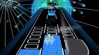 Audiosurf: Bushido feat Kay One - Öffne uns die Tür (Instrumental)