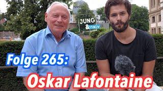 Oskar Lafontaine (Die Linke) - Jung & Naiv: Folge 265