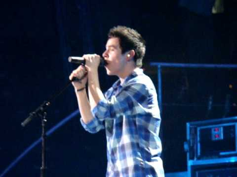 David Archuleta - Barriers - Greenville, SC