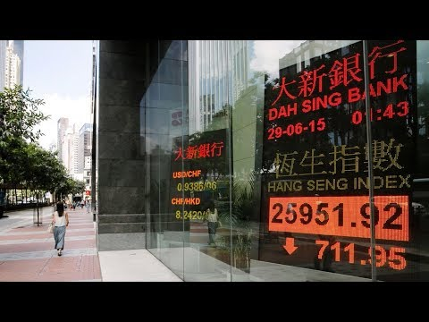 Daily Hangseng Market Closing Review (22 Mei 2018)