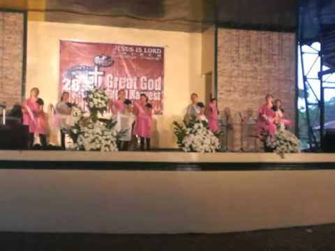 JIL STA. RITA PAMPANGA  TAMBOURINE and TRIMOVERS (28TH ANNIV. JIL PAMPANGA