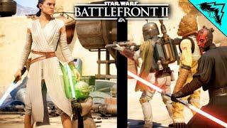 Battlefront 2: Heroes vs Villains (Star Wars Battlefront II Multiplayer Gameplay Full Official Game)
