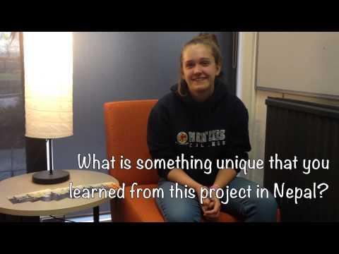 Rural Nepal Community Development Volunteer Program - Participant Interview