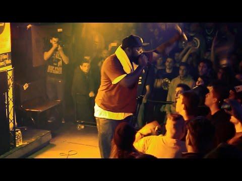 Sean Price | Onion Head | Live an club 28/9/2014 Athens