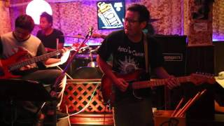 H2O cafe n pub_(The Fusion House)_(Cover)_Dark Clouds - Ashesh and Nekhvam