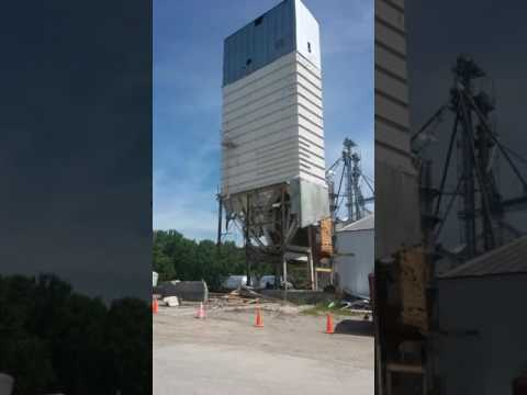 Pulaski, Wisconsin Feed Mill Demolition